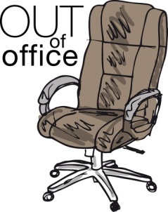 Dr. Cohn Out of Office